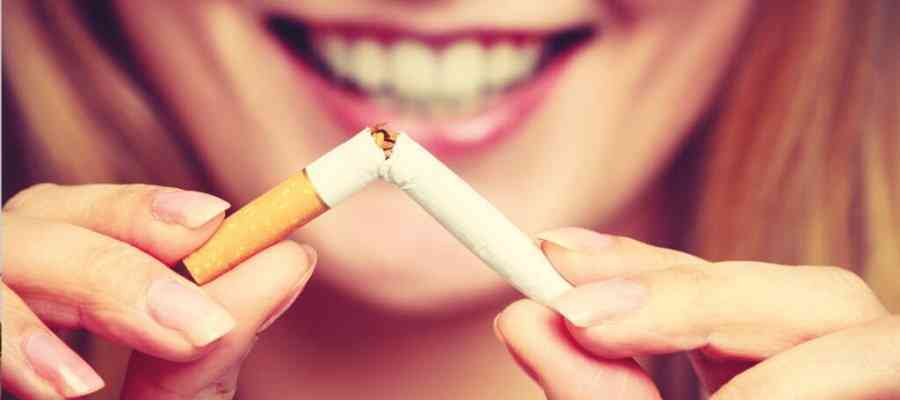 How can smoking affect my oral health?